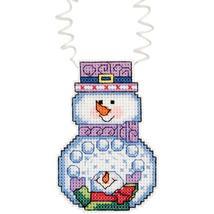 Snowman with snowballs thumb200