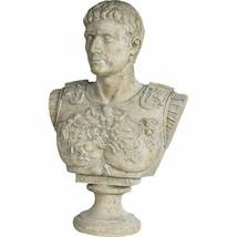 """33"""" Augustus Julius Caesar First Emperor of the Roman Empire Commemorati... - $202.73"""