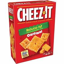 Cheez-It Baked Snack Cheese Crackers, Reduced Fat, Original, 11.5oz(Pack... - $29.99