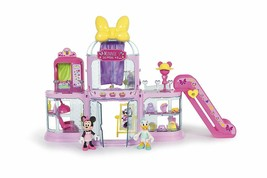 Minnie Mouse Centre Commercial With Light And Sounds Figures Daisy 40x29 CM - $215.93