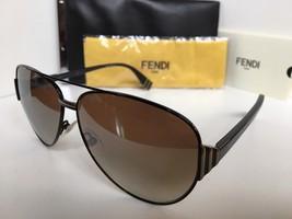 New FENDI FF 0018/S 7SBNQ 60mm Black Designer Women's Sunglasses - $149.99