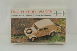 Blue Tank TK-9011 Kubel Wagen Plastic Model Car Assembly Kit Made in Tai... - $19.24