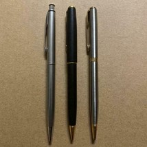 PARKER Mechanical Pencil 0.5mm Vintage Discontinued Model / Set of 3  - $75.37