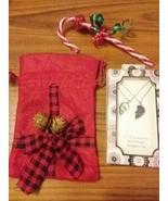 Best Friends Necklace in Felt Bag Gift Set - $2.00
