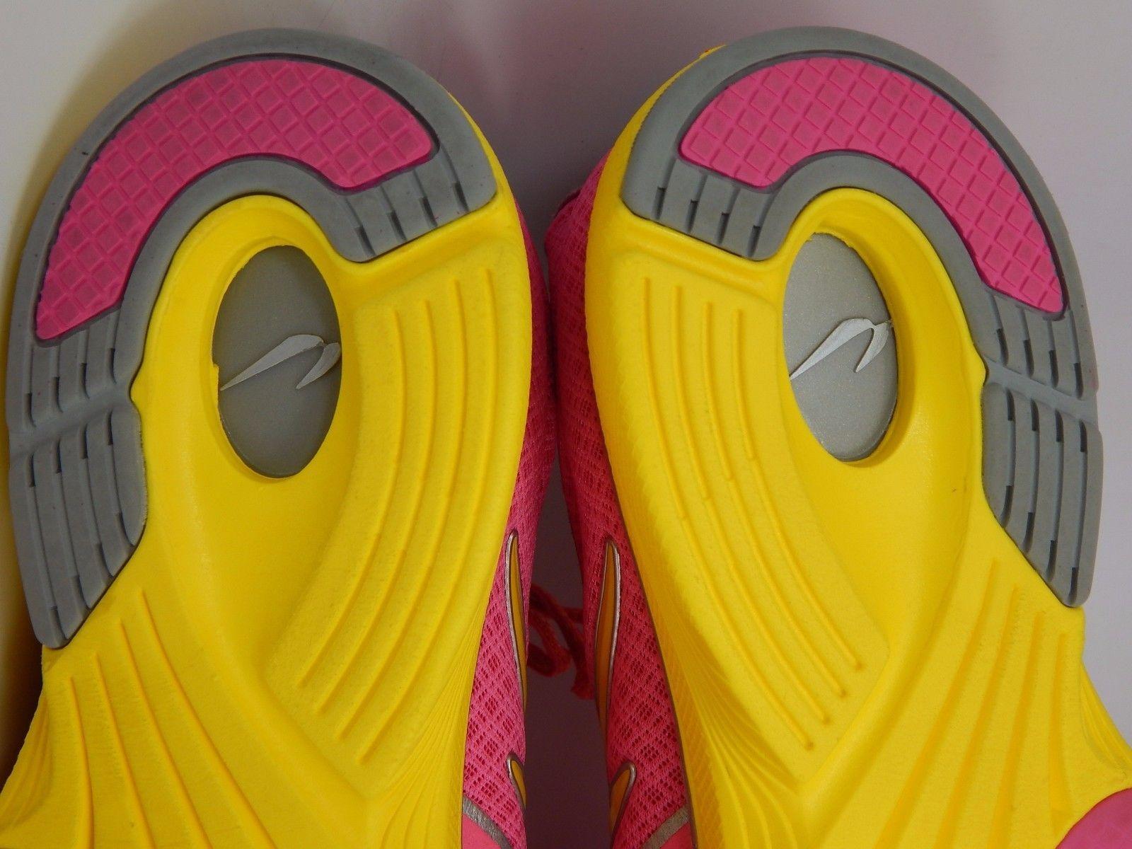 Newton Gravity III Women's Running Shoes Size US 11 M (B) EU 42.5 Pink yellow