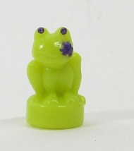 2001 Vintage Polly Pocket Petal Playhouse - Froggy Friend Bluebird Toys - $7.50