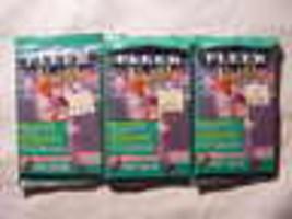 3 new 1999 Fleer ULTRA baseball HOBBY PACK - sealed packs - $10.65