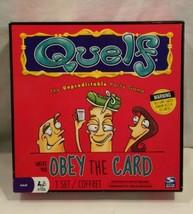 Imagination Quelf The Unpredictable Party Random Game 3-8 Players Ages 12+ - $24.30