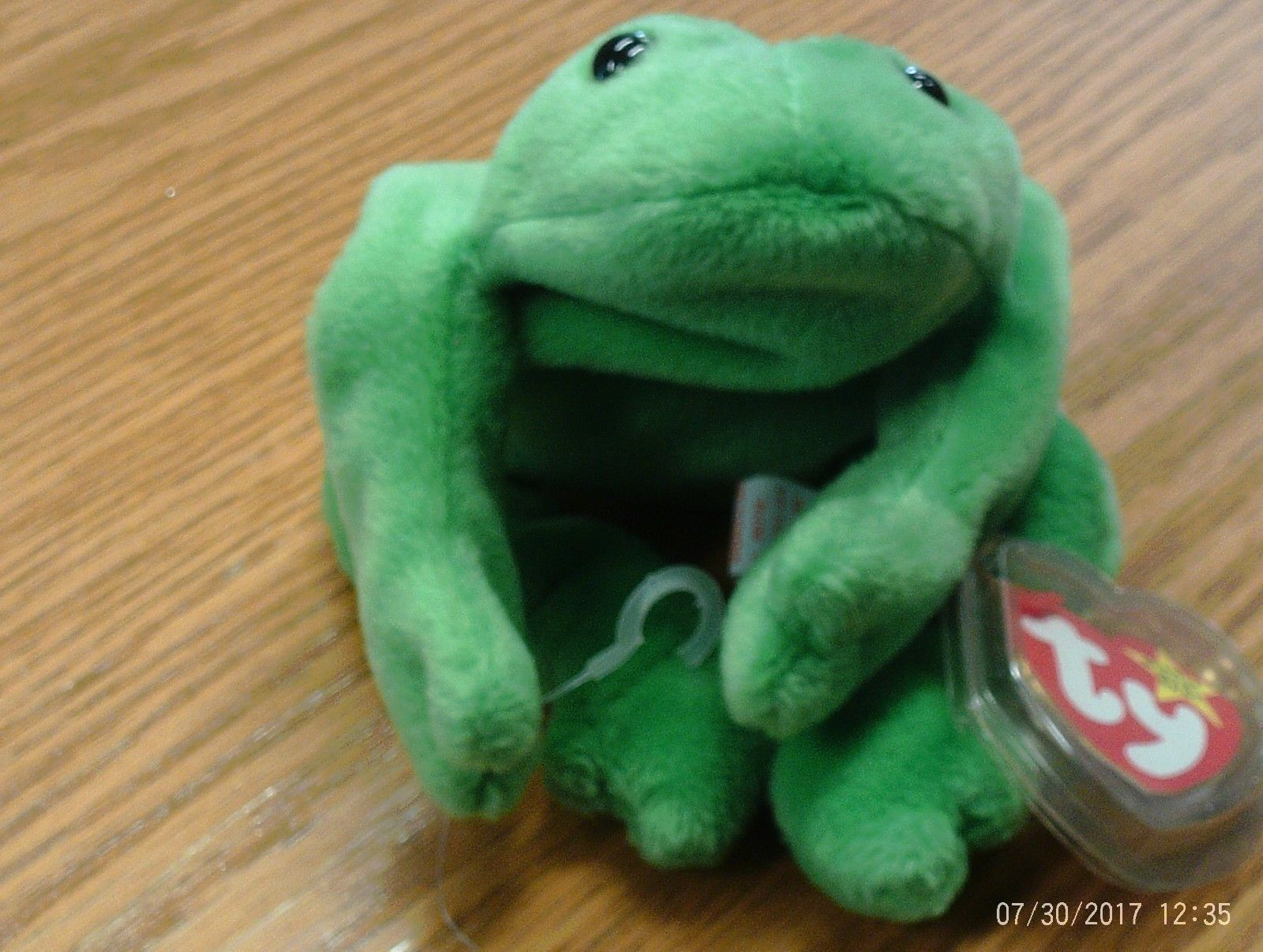 2ec7deff279 1st Edition Ty Beanie Babies Rare Legs the and 50 similar items