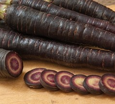 Purple 68 Carrot Seed - Beautiful Hybrid Carrots Treated Seeds (0.25gr t... - $4.45+