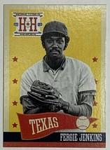 2013 Panini Hometown Heroes #258 Fergie Jenkins Texas Rangers Baseball Card - $2.44