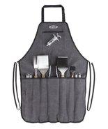 Fire Sense 61932 Elite Stainless Steel BBQ Tool Set - $100.11