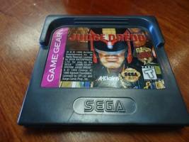 Judge Dredd Sega Game Gear 1995 Game Only - $9.40
