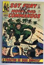 Sgt Fury and His Howling Commandos #32 ORIGINAL Vintage 1966 Marvel Comics - $14.84