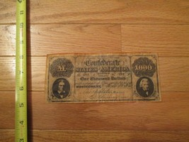 Lake To Lake Dairy Kiel Wisconsin Advertising Confederate Money 1970 - $12.99
