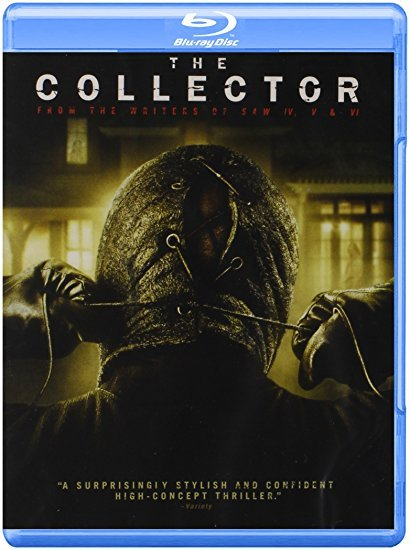 The Collector [Blu-ray] (2015)