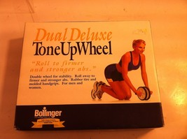 BOLLINGER DUAL DELUXE TONE UP WHEEL-----SHIPS FREE--NEW - $17.96