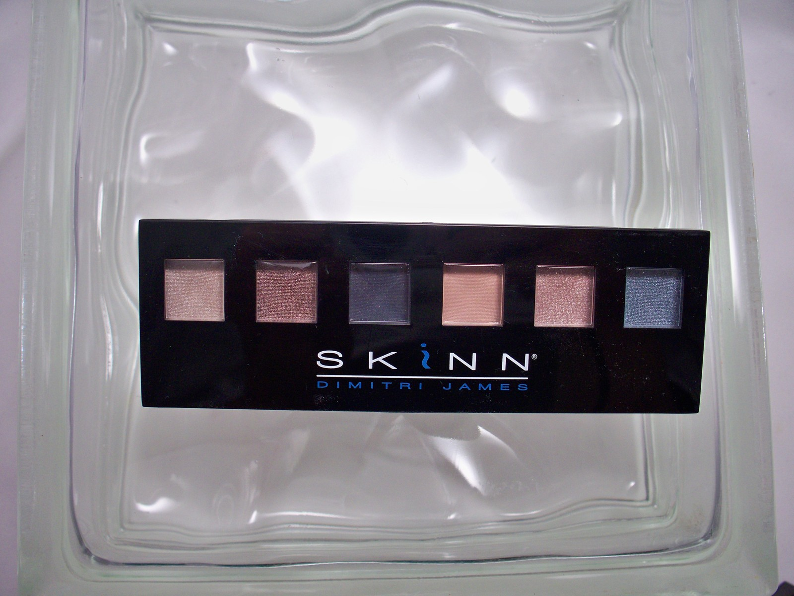 Skinn by Dimitri James Patina Shadows use wet or dry w/ grapeseed extract - $9.75
