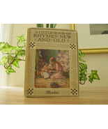 CICELY MARY BARKER Little BOOK of RHYMES NEW & OLD Blackie & Son Limited - $28.00
