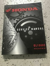 1997 2001 2003 GL1500C/CD/CF/CT Gold Wing Valkyrie Service Shop Repair M... - $128.65