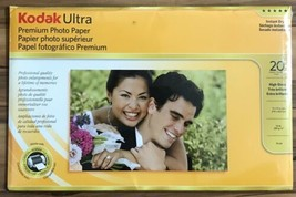 Kodak Ultra Premium Photo Paper High Gloss 20 sheets  11 x 17  - $19.79