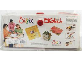New! Sizzix BIGkick Die Cutting Machine #654425 image 3