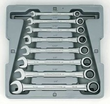 Gearwrench 9308D 8pc 12pt SAE Ratcheting Combination Wrench Set - $58.04
