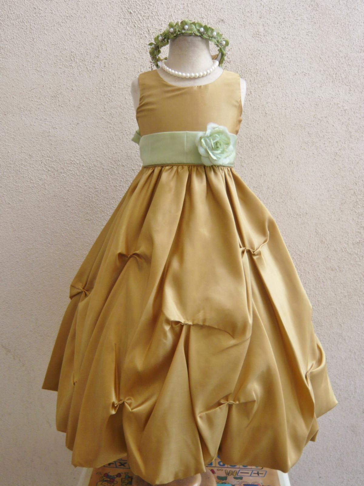 Canary Yellow Flower Girl Dresses Wedding Dresses In Jax