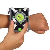 Ben 10 Deluxe Omnitrix Role Play Watch Interactive Toy Children New - $52.99