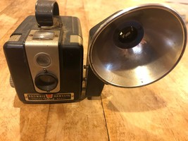 Vintage Kodak Camera - Vintage Brownie Hawkeye Camera - $21.99