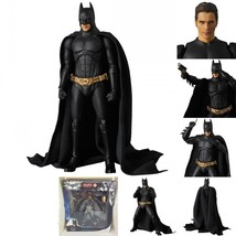 MAF049 Figma Batman Batman Begins Suit Action Figure DC Universe Statue ... - $25.99