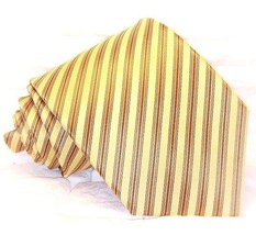 Necktie ,Top Quality , Made in Italy , NEW , 100 % silk , handmade  Morgana - $21.60