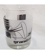 "Tumbler Glass Grand Rapids MI GRR City 4"" La Grande Vitesse Sculpture Br... - $15.78"