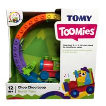 Tomy Toomies Choo Choo Loop Rondi Train Track Set Baby Toy Musical Sound... - $15.67