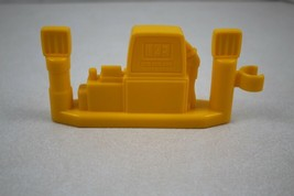 FISHER PRICE Little People Yellow Gas Petrol Pump Fence Piece - $1.97