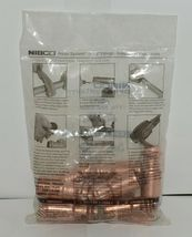 Nibco 9008105PC PC600 2 Wrot Copper Fitting Reducing Coupling 3/4 Inch by 1/2 image 3