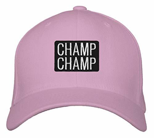 Champ Champ Hat - Adjustable Womens Cap (Pink)