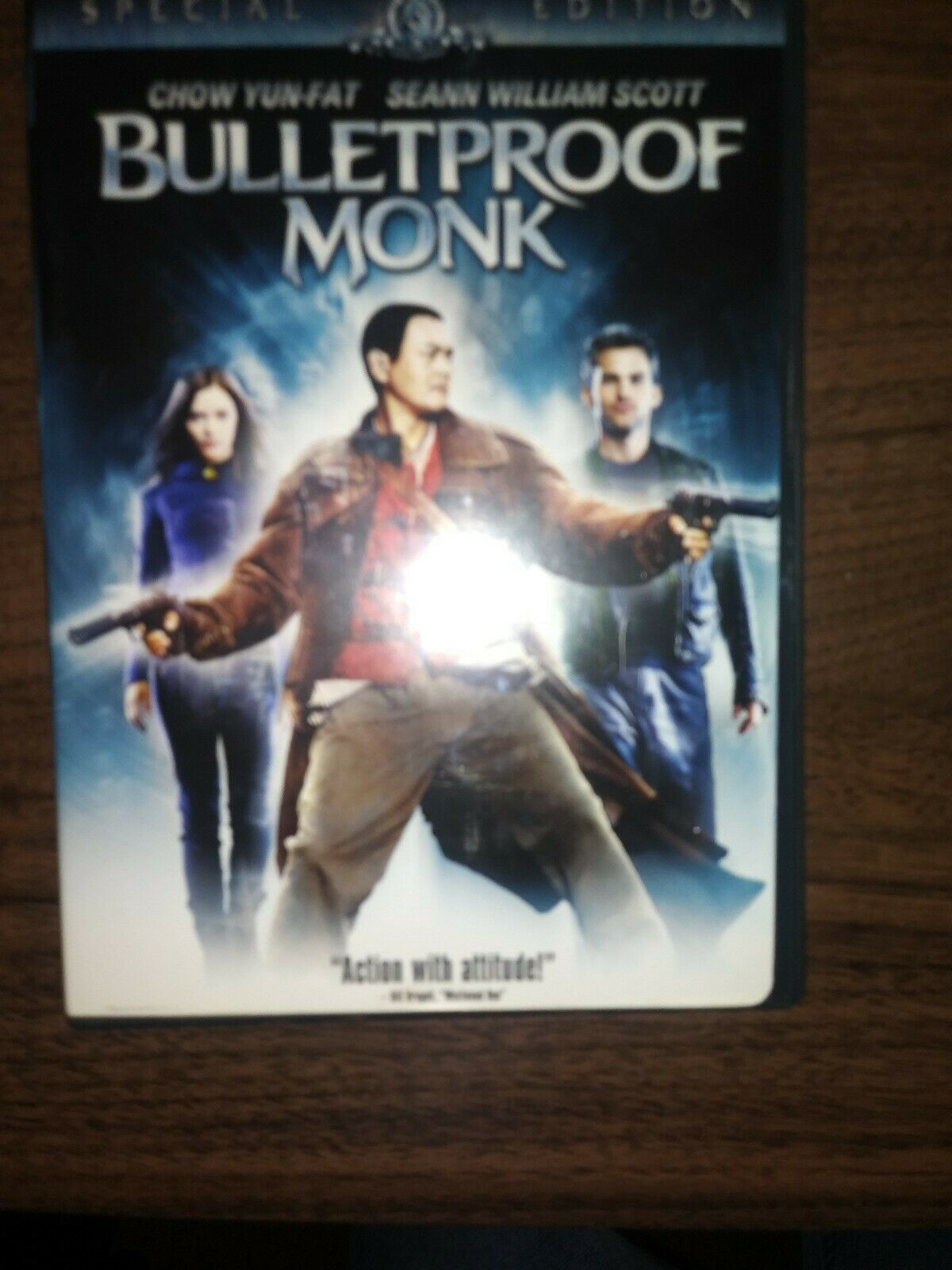 Primary image for Bulletproof Monk Special Edition