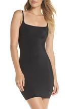 Calvin Klein Sleepwear Womens Slimming Shapewear Shaping Slip, Black, Me... - $39.59
