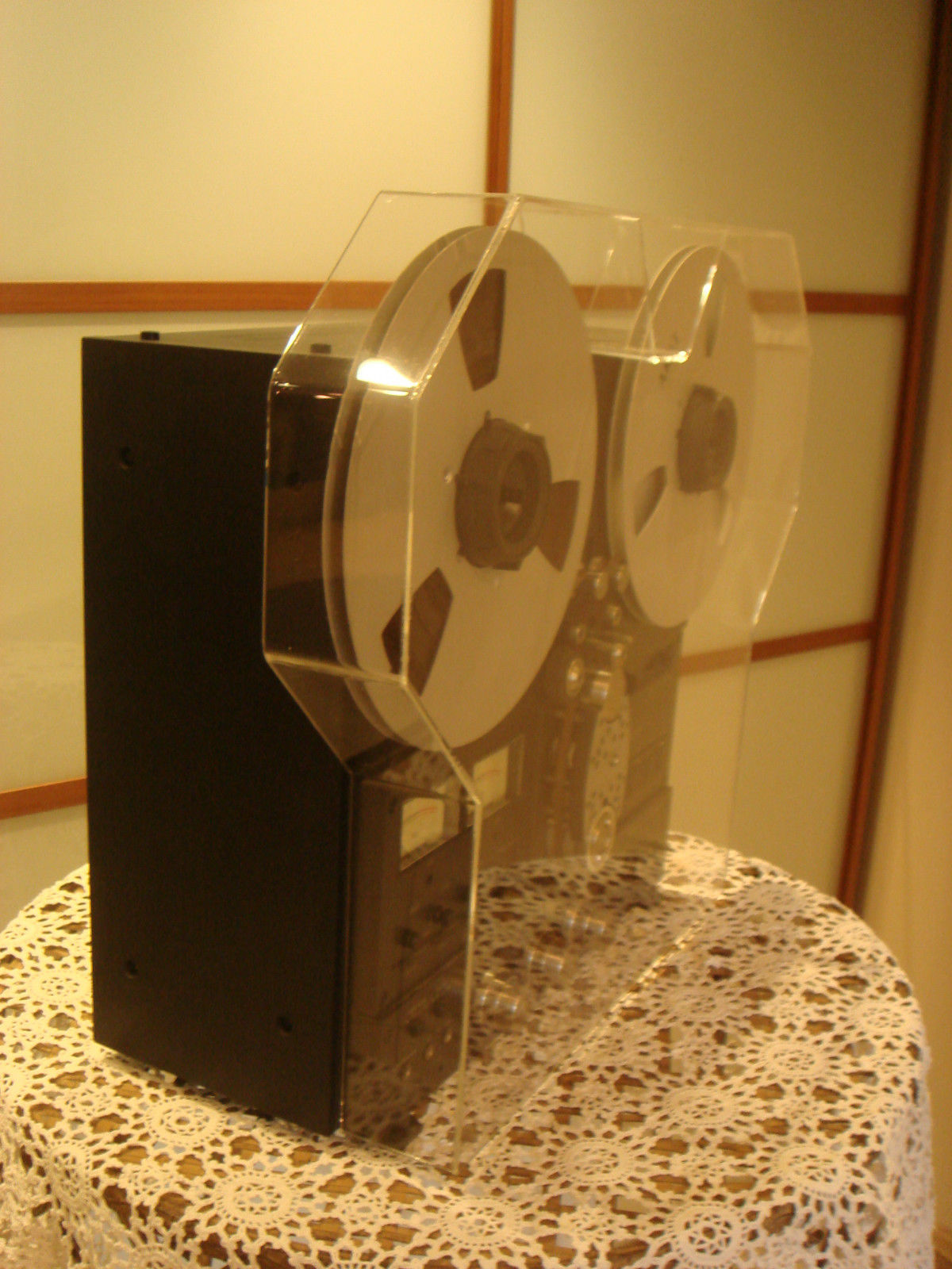 NEW COVER with REEL EXTENSIONS TECHNICS RS-series Recorder