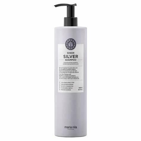 Maria Nila Sheer Silver Shampoo  33.8oz