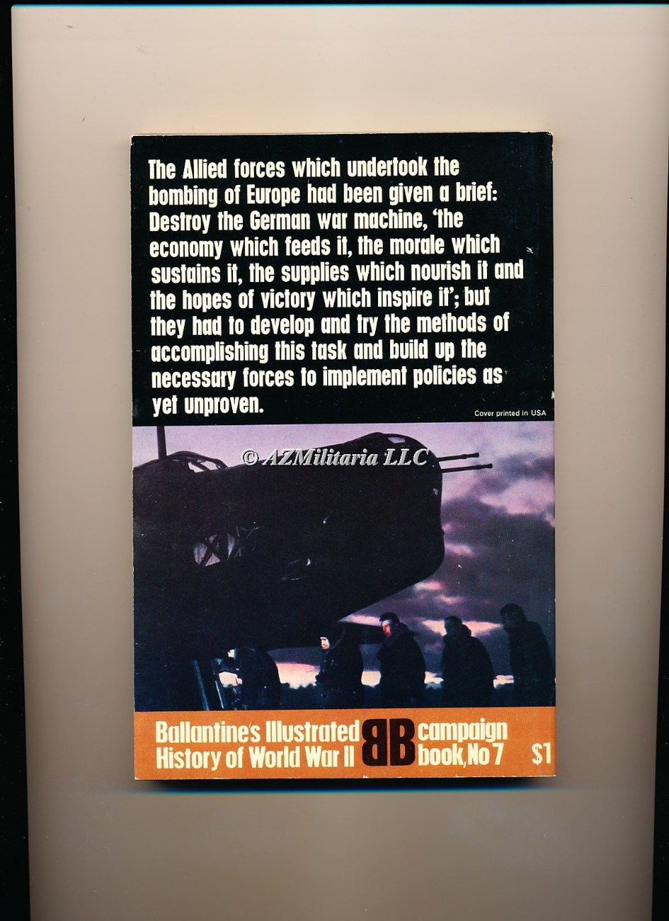 Bomber Offensive The Devastation of Europe (Campaign Book, No 7)