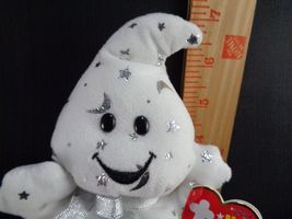 Halloween Ty Ghost Stars And Moon Vanish Plush Stuffed Animal Toy Doll image 2