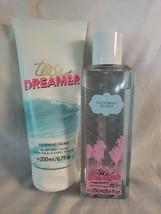 Victoria's Secret Tease Dreamer Body Mist 8.4 oz & Velvet Body Cream 6.7... - $38.99