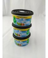 Little Trees Summer Linen Scent Fiber Can Air Freshener 1.05 Oz 3 Pack - $11.66