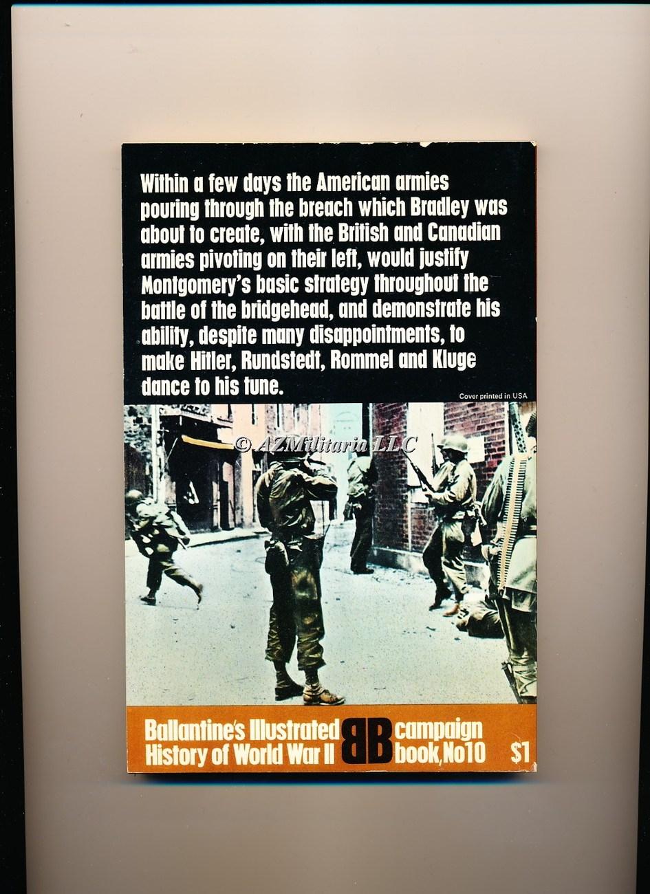 Normandy Bridgehead (Campaign Book, No 10B)