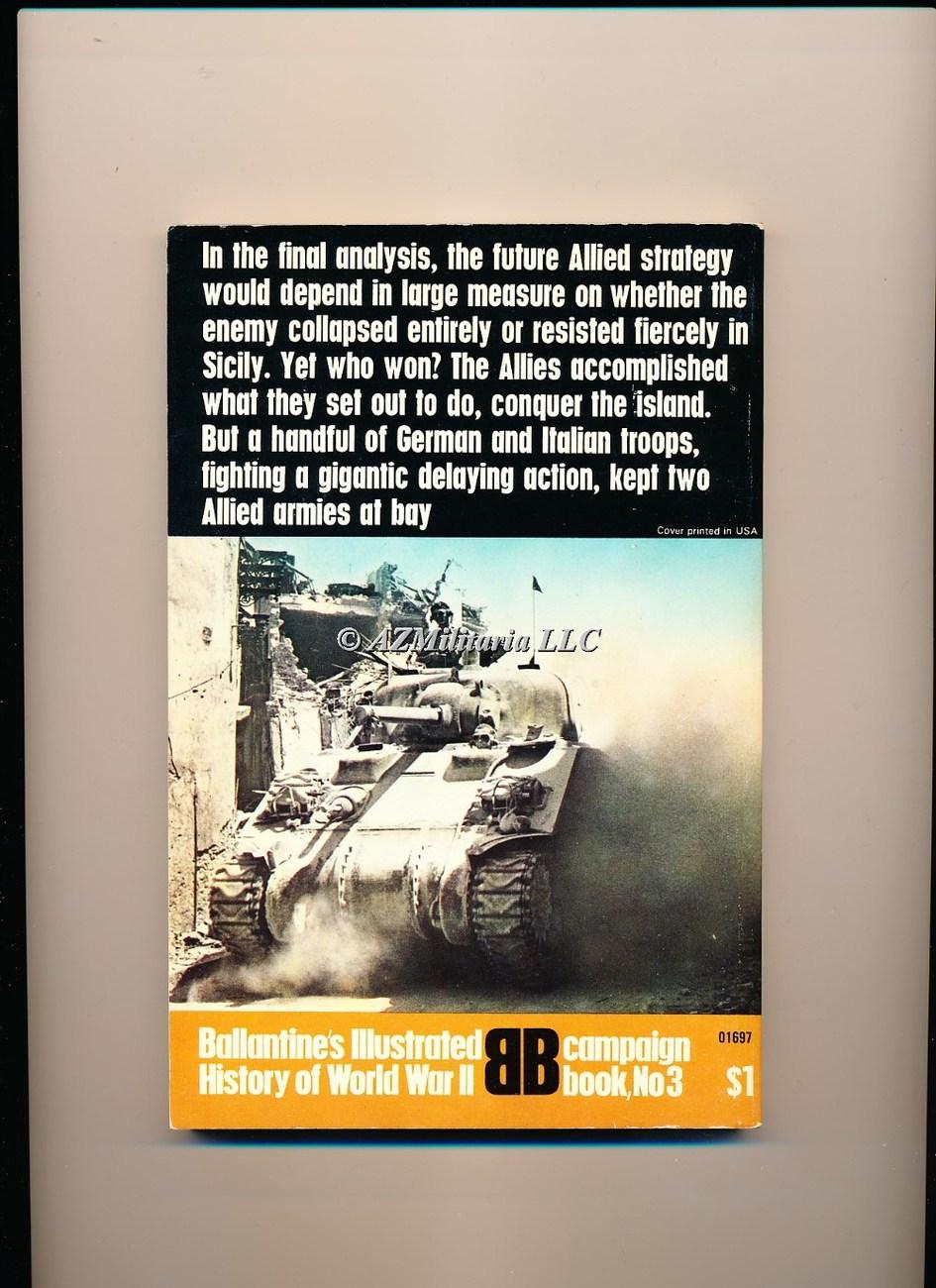 Sicily Whose Victory( Campaign Book, No 3)