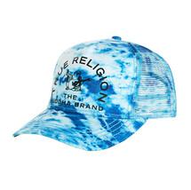 True Religion Men's Buddha Trucker Hat Adjustable Baseball Cap Snapback TR2580T image 2