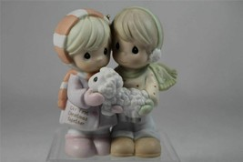 Precious Moments 2000 Our First Christmas Together #730084 - $11.87