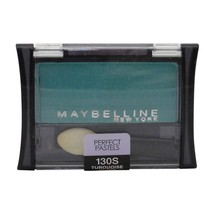 Maybelline New York Eye Shadow, Perfect Pastels, Turquoise Glass 130s 0.... - $9.99
